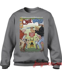The Battle Of Defenders Sweatshirt