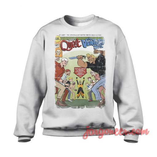 The Battle Of Defenders Sweatshirt