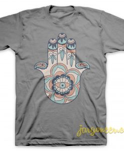 The Hand Of Fatima T Shirt