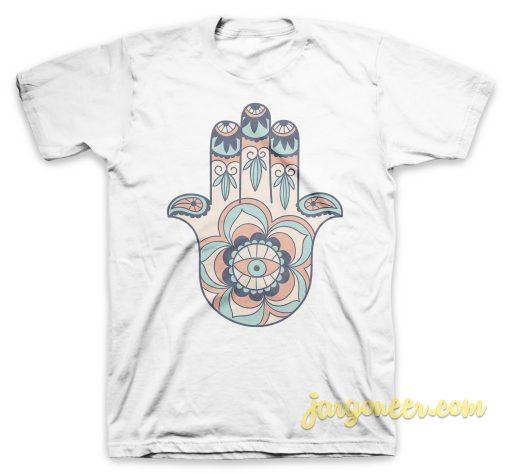 The Hand Of Fatima T-Shirt