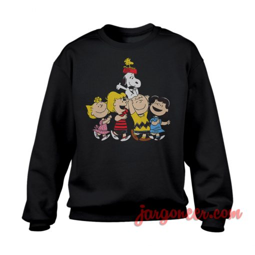 The Hooray Peanuts Sweatshirt