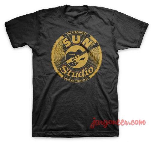 The Legendary Sun Studio T Shirt