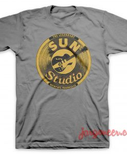The Legendary Sun Studio T-Shirt