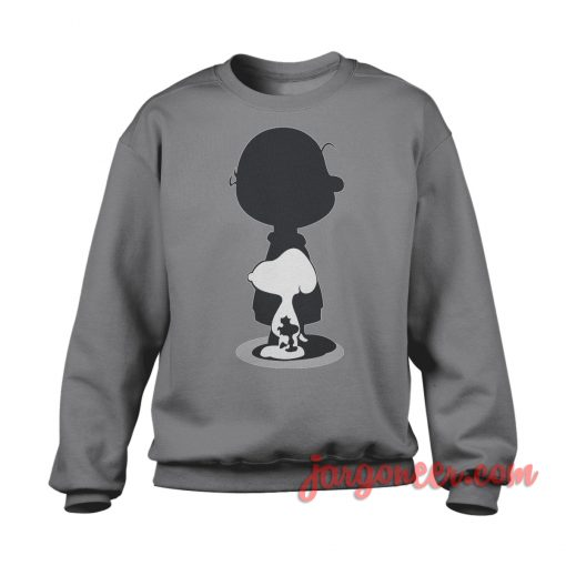 The Peanuts Silhouette Sweatshirt