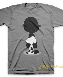 The Peanuts Silhouette T-Shirt