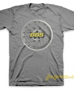 The Rim Of Fortune Gray T-Shirt