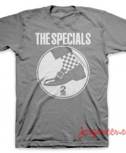 The Special Circle Shoe T Shirt