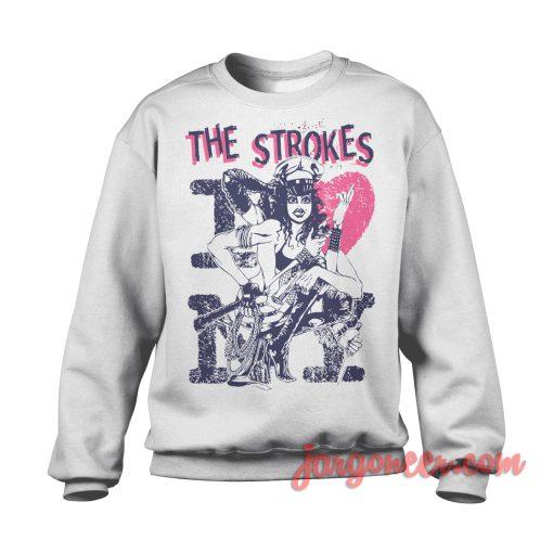 The Strokes - I Love NY Sweatshirt