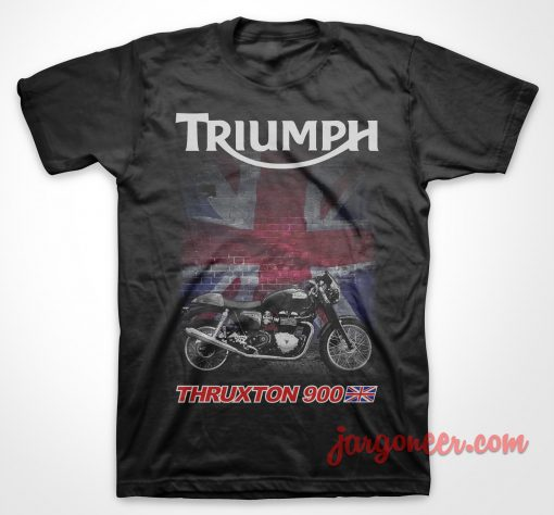 Thruxton 900 Black T-Shirt