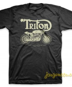 Triton Caferacer 1960 – 1970 T-Shirt