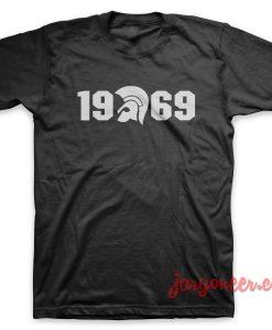 Trojan 1969 Black T-Shirt