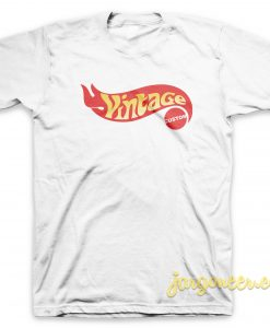 Get Now! Vintage Logo Custom T Shirt | Cool Shirt Designs jargoneer.com