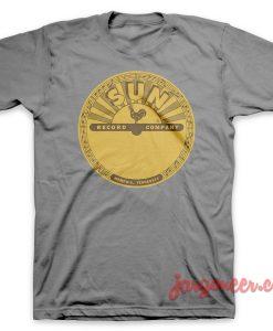 Vinyl Sun T-Shirt