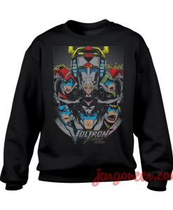 Voltron - The Legendary Defender Sweatshirt