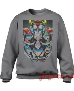 Voltron – The Legendary Defender Sweatshirt