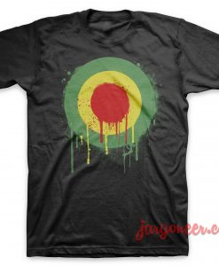 Wet Jamaican Mods T Shirt