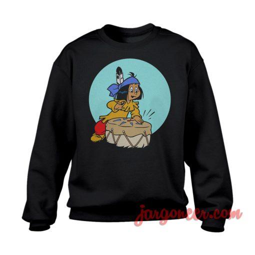 Yakari - Drumbeat Sweatshirt