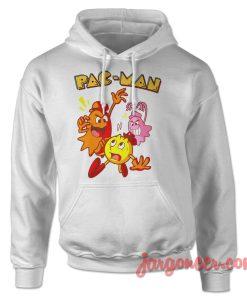 Pacman Unisex Hoodie