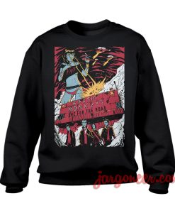 Artic Monkeys One For The Road Sweatshirt