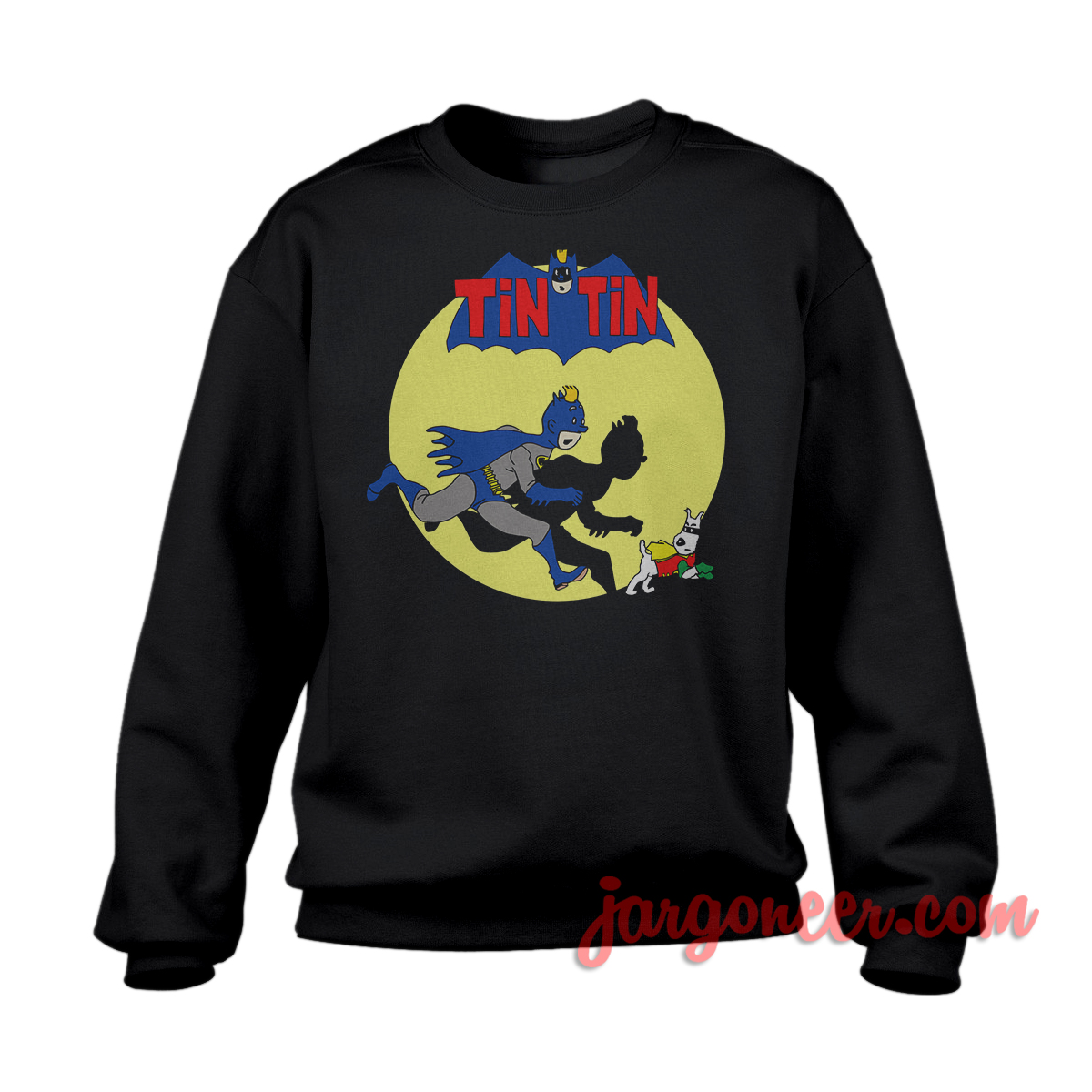 Bat-Tin Sweatshirt