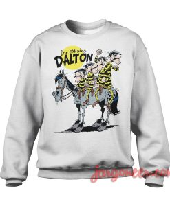 Daltons Les Cousin Sweatshirt