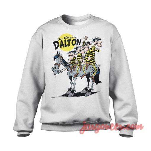 Daltons - Les Cousin Sweatshirt