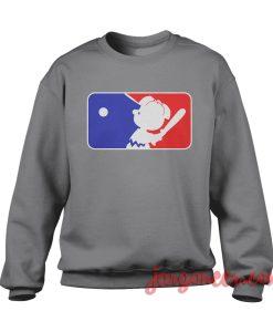 Baseball Charlie Sweatshirt