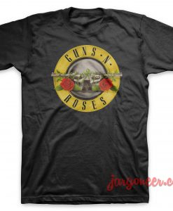 Guns N Roses Logo T-Shirt
