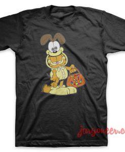 A Cat Inside The Dog T-Shirt
