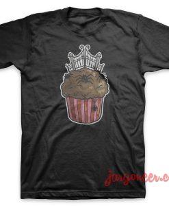 Cemetery Gate Cupcake T-Shirt