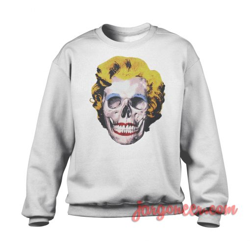 Girl From The Past Sweatshirt Cool Designs Ready For Men's or Women's