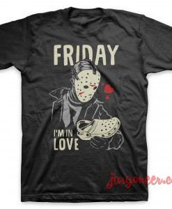 Horror In Love T-Shirt