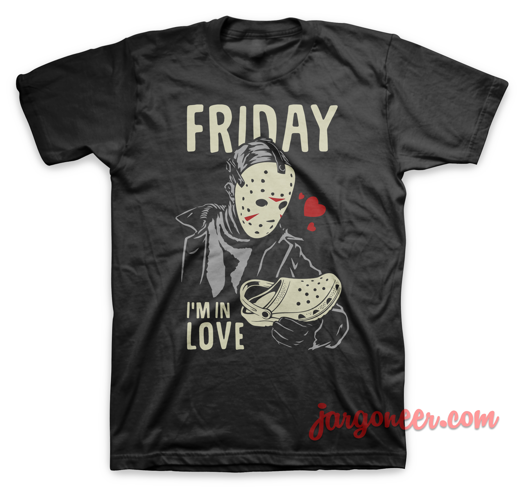 horror in love t shirt cool shirt designs