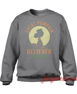 Pumpkin Believer Sweatshirt