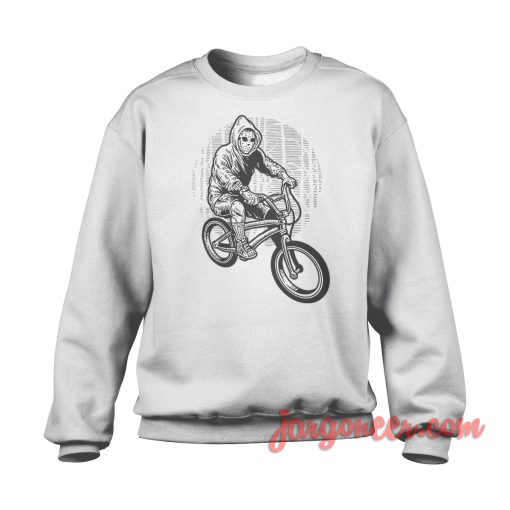 Ride To Kill Sweatshirt Cool Designs Ready For Men's or Women's