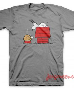 Surprising Turkey For The Funny Dog T-Shirt