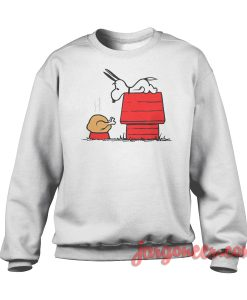 Surprising Turkey For The Funny Dog Sweatshirt