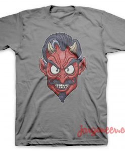 The Face Of Devil T-Shirt
