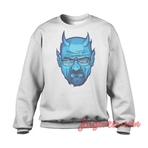 The Satan Job Sweatshirt Cool Designs Ready For Men's or Women's