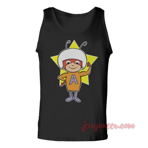A Is For Ant Man Unisex Adult Tank Top