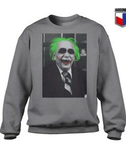 Albert Start A Joke Crewneck Sweatshirt