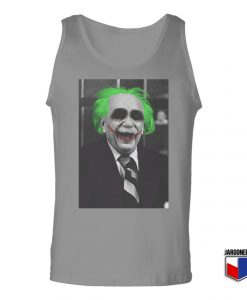 Albert Start A Joke Unisex Adult Tank Top