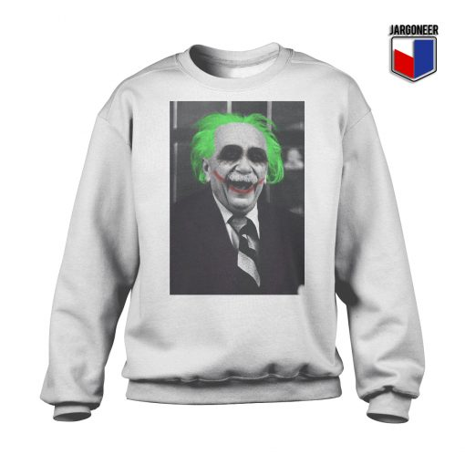 Albert Start A Joke Crewneck Sweatshirt