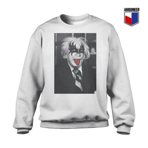 Albert The Rocker Crewneck Sweatshirt