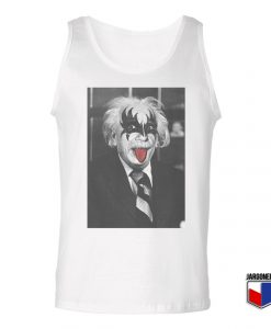 Albert The Rocker Unisex Adult Tank Top