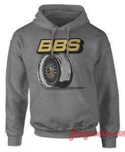BBS Wheel Art Hoodie