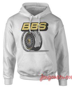 BBS - Wheel Art Hoodie
