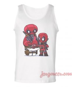 Bay Pool and Dead Max Unisex Adult Tank Top