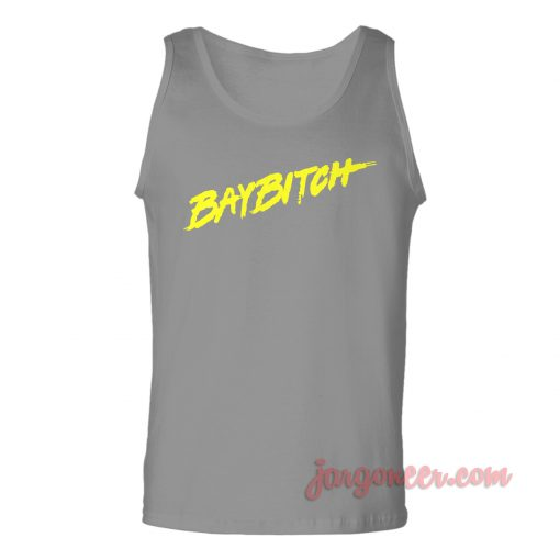 Baybitch Unisex Adult Tank-Tops