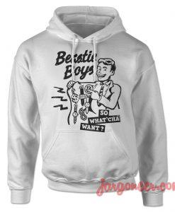 Beastie Boys - So What Cha Want Hoodie